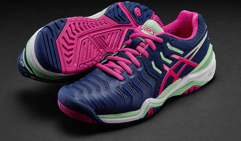 Can Asics running shoes be used for tennis
