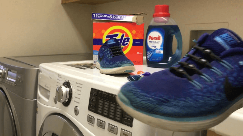 Can Tennis Shoes Be Washed in a Washing Machine