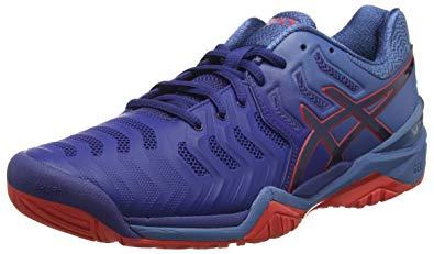 Image result for 5. ASICS Men's Gel-Resolution 7 Tennis Shoes
