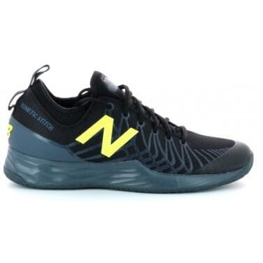 Image result for 5. Tennis Shoes New Balance Men MCHLA Black Violet