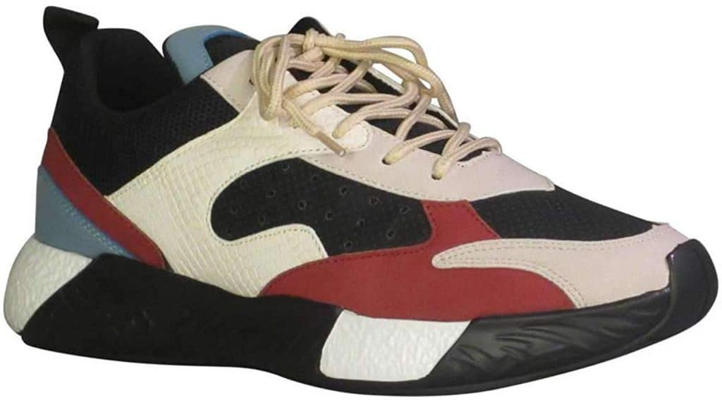 cushioned walking shoes