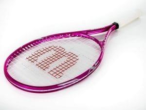 Pre-Strung Tennis Racquet