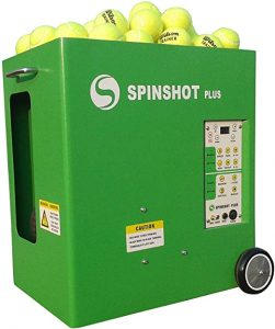 Image for Spinshot Plus Tennis Ball Machine