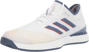 Image for adidas Men's Adizero Ubersonic 3 Tennis Shoe